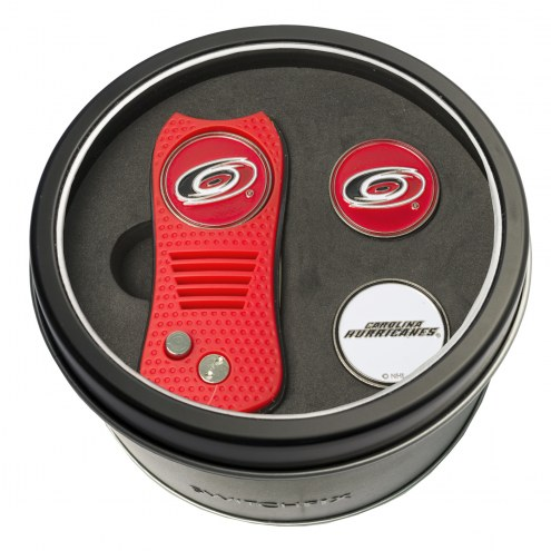 Carolina Hurricanes Switchfix Golf Divot Tool & Ball Markers