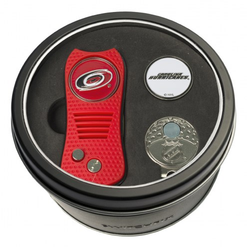 Carolina Hurricanes Switchfix Golf Divot Tool, Hat Clip, & Ball Marker