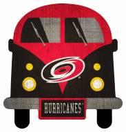 Carolina Hurricanes Team Bus Sign