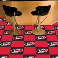 Carolina Hurricanes Team Carpet Tiles
