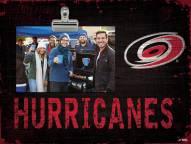 Carolina Hurricanes Team Name Clip Frame