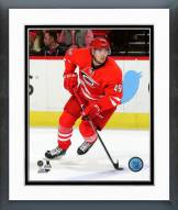 Carolina Hurricanes Victor Rask 2014-15 Action Framed Photo