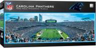 Carolina Panthers 1000 Piece Panoramic Puzzle