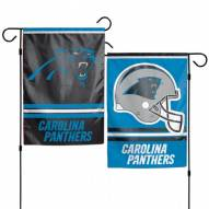 "Carolina Panthers 11"" x 15"" Garden Flag"