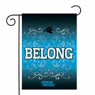 "Carolina Panthers 13"" x 18"" Garden Flag"