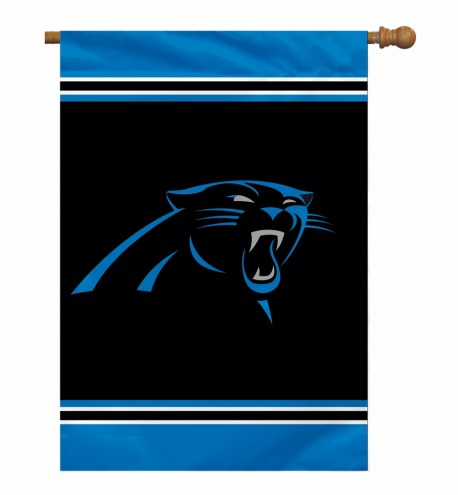 "Carolina Panthers 28"" x 40"" Banner"