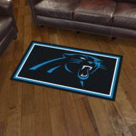 Carolina Panthers 3' x 5' Area Rug
