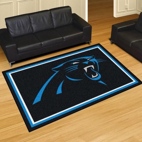 Carolina Panthers 5' x 8' Area Rug