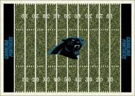 Carolina Panthers 6' x 8' NFL Home Field Area Rug