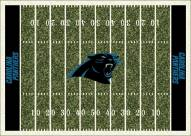 Carolina Panthers 8' x 11' NFL Home Field Area Rug