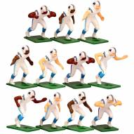 Carolina Panthers Away Uniform Action Figure Set
