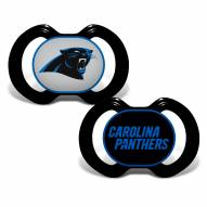 Carolina Panthers Baby Pacifier 2-Pack