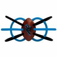 Carolina Panthers Baby Teether/Rattle