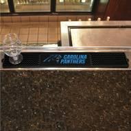 Carolina Panthers Bar Mat