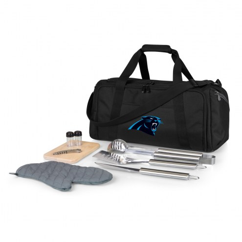 Carolina Panthers BBQ Kit Cooler