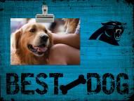 Carolina Panthers Best Dog Clip Frame