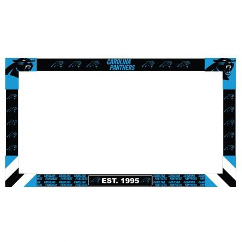 Carolina Panthers Big Game Monitor Frame