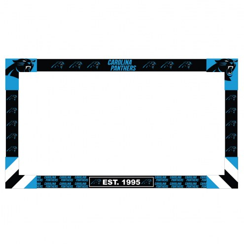 Carolina Panthers Big Game Monitor Frame