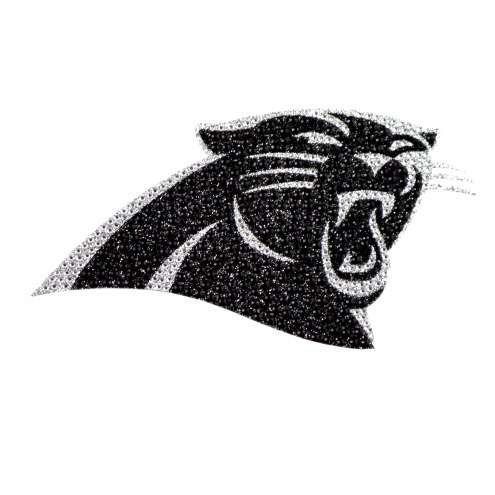 Carolina Panthers Bling Car Emblem
