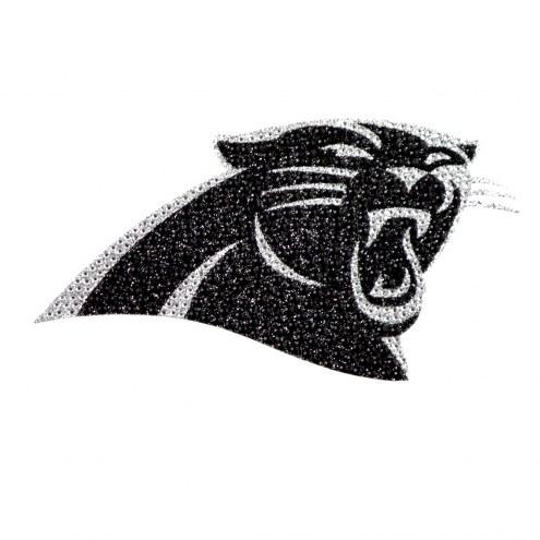 Carolina Panthers Bling Car Emblem