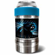 Carolina Panthers Blue 12 oz. Locker Vacuum Insulated Can Holder