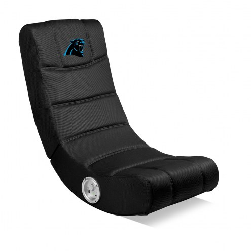 Carolina Panthers Bluetooth Gaming Chair