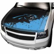 Carolina Panthers Car Hood Cover