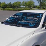 Carolina Panthers Car Sun Shade