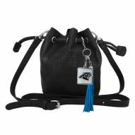 Carolina Panthers Charming Mini Bucket Bag