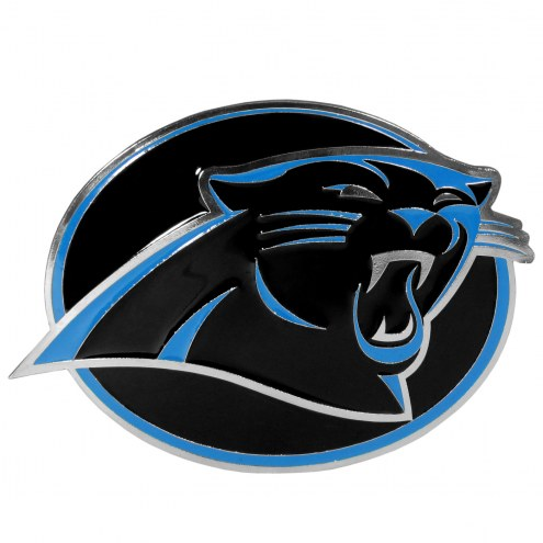 Carolina Panthers Class III Hitch Cover