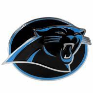 Carolina Panthers Class III Hitch Cover