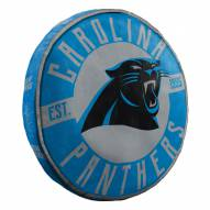 Carolina Panthers Cloud Travel Pillow