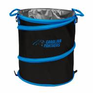 Carolina Panthers Collapsible Laundry Hamper