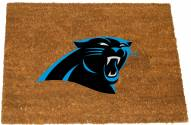 Carolina Panthers Colored Logo Door Mat