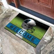 Carolina Panthers Crumb Rubber Door Mat