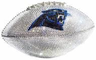 Carolina Panthers Swarovski Crystal Football