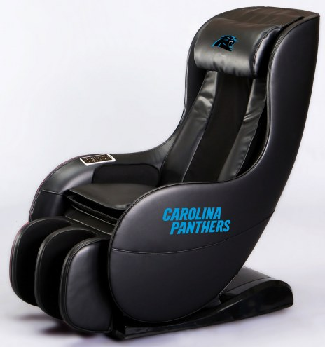 Carolina Panthers Deluxe Gaming Massage Chair