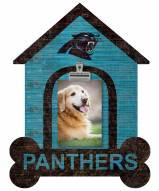 Carolina Panthers Dog Bone House Clip Frame