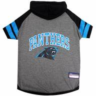 Carolina Panthers Dog Hoodie Tee