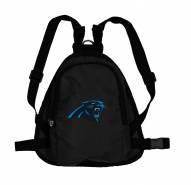 Carolina Panthers Dog Mini Backpack