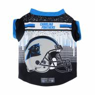 Carolina Panthers Dog Performance Tee