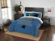Carolina Panthers Draft Full/Queen Comforter Set