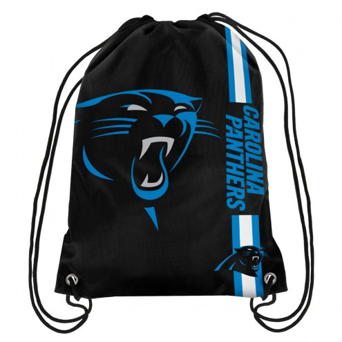 Carolina Panthers Drawstring Backpack