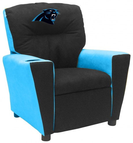 Carolina Panthers Fan Favorite Kid's Recliner