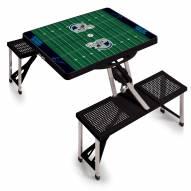 Carolina Panthers Folding Picnic Table