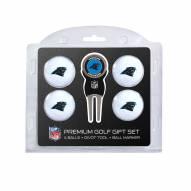 Carolina Panthers Golf Ball Gift Set