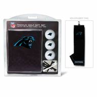 Carolina Panthers Golf Gift Set