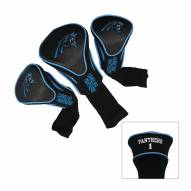Carolina Panthers Golf Headcovers - 3 Pack