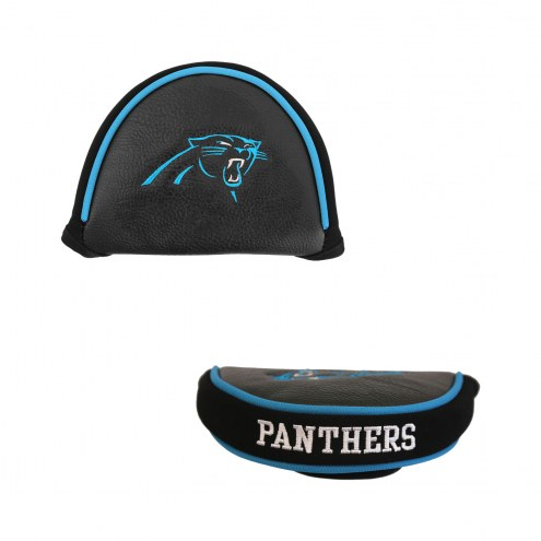 Carolina Panthers Golf Mallet Putter Cover