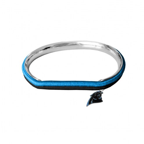 Carolina Panthers Hair Tie Bangle